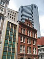 Camp St NOLA CBD Sept 2009 Common Red Corner Highrise.JPG