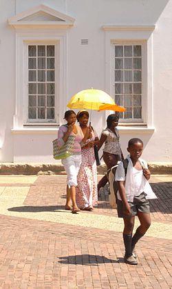 rikaste landet i afrika
