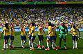 Canadá vence o Brasil no futebol feminino, na Rio 2016 (28989119442).jpg