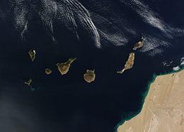 Cartina Delle Canarie.Isole Canarie Wikipedia