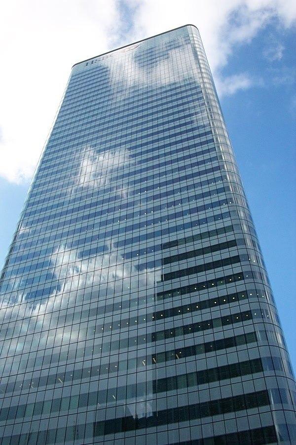 Canary Wharf HSBC 1