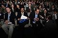 """Canciller Patiño asiste al lanzamiento del programa de becas de la SENESCYT """"Convocatoria Abierta 2011"""" (5372872405).jpg"""