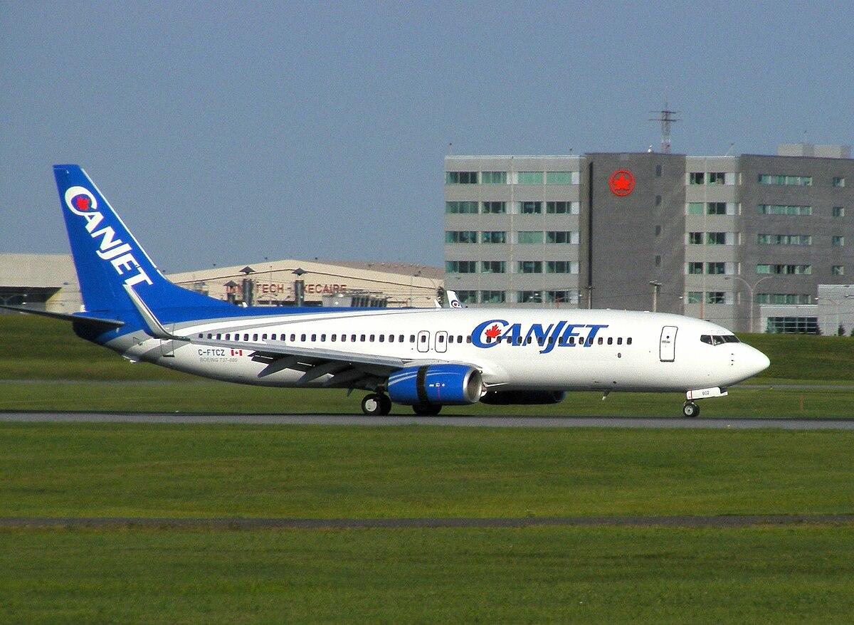 CanJet Flight 918 - Wikipedia