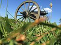 Cannon overlooking Gettysburg Battlefield.jpg