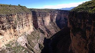 Torotoro National Park - Torotoro Canyon
