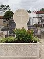 Capbreton (Landes) stèle basque 02.JPG