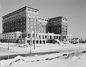 Carl McIntire - Christian Admiral hotel, home to many Bible conferences, as well as ACCC and ICCC congresses.