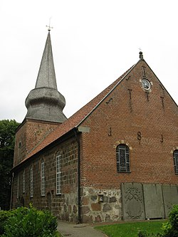 Evangelical Lutheran Ss. Peter and Paul Church