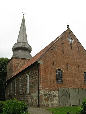 Cappel, Lower Saxony - Evangelical Lutheran Ss. Peter and Paul Church