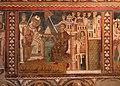 Cappella di san silvestro, affreschi del 1246, storie di costantino 06 donazione di costantino 1.jpg