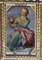 Cappella serragli, volta 01 santi di tito e tiberio titi 06 doni dello spirito santo, 2.jpg