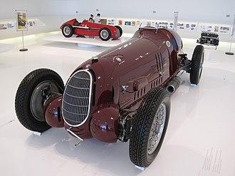 Alfa Romeo 12C - An Alfa Romeo 12C-36