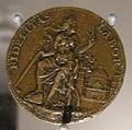 Caradosso, medaglia di donato bramante, 1505-06 circa, 02.JPG