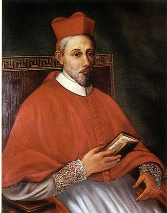 Marcantonio Barbarigo - Image: Cardinal Marcantonio Barbarigo