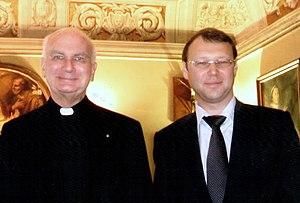 John Patrick Foley - Foley with Yaroslav Ternovskiy