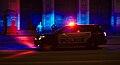 Carnegie Mellon Police vehicle at night.jpg