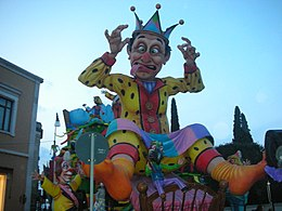 Carnevale Di Putignano Wikipedia
