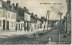 Caron 35 - MOREUIL - Rue Thiers.JPG