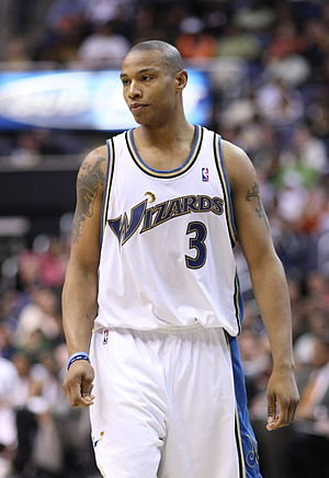 Caron Butler - Butler during his tenure with the Wizards