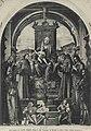 Carpaccio - Madonna con Bambino in trono, sant'Ambrogio, san Pietro, san Francesco d'Assisi, sant'Antonio da Padova, santa Chiara, san Giorgio, Museo Antoniano.jpg
