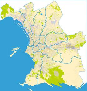 voir sur la carte de Marseille