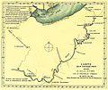 Carte d un voyage fait dans la Belle Riviere en la Nouvelle France M.DCC XLIX. Par le Reverend Pere Bonnecamps Jesuite Mathematicien.jpg