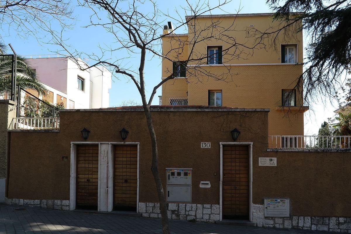 Casa del marqu s de villora wikipedia la enciclopedia libre - Canguro en casa madrid ...