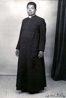 ankle-length garment worn as Christian clerical clothing