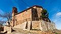 Castillo e iglesia de San Juan Bautista, Campillo de Aragón, Zaragoza, España, 2018-04-05, DD 33.jpg