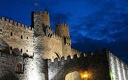 El Castillo de Siguenza