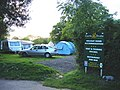 Castle Brake, camping and caravan site - geograph.org.uk - 1451332.jpg