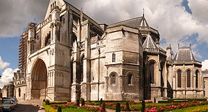 Ancient Diocese of Saint-Omer - Saint-Omer Cathedral