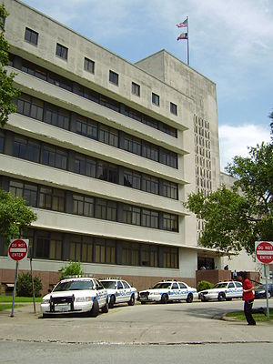 Houston Police Department - Houston Police Department Central Division