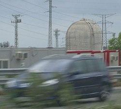 Central nuclear de Vandellós, Tarragona (España)