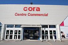 Cora grande distribution wikimonde - Massy centre commercial ...