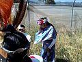 Ceremonia azteca de bienvenida a la primavera en Ayahualulco, Veracruz, México. 36.jpg