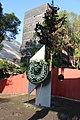 Ceremonia conmemorativa 30 años de los Sismos de 1985 Reloj de Sol, Tlatelolco. 12.JPG
