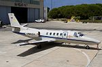 Cessna 550 Citation II - Spanish Navy - Chris Lofting.jpg