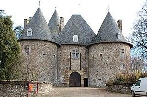 Arnac-Pompadour - Chateau de Pompadour