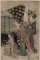 Chōkōsai Eishō (c. 1794–96) Goshoguruma.png