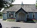 Chapel, Silverdale Cemetery - geograph.org.uk - 65256.jpg