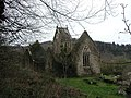 Chapel Hill (Llanandras) Ruins of St Mary's Church - geograph.org.uk - 69765.jpg