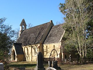 Chapel of the Cross (Mannsdale, Mississippi) United States historic place