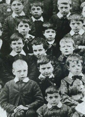 Chaplin at Hanwell