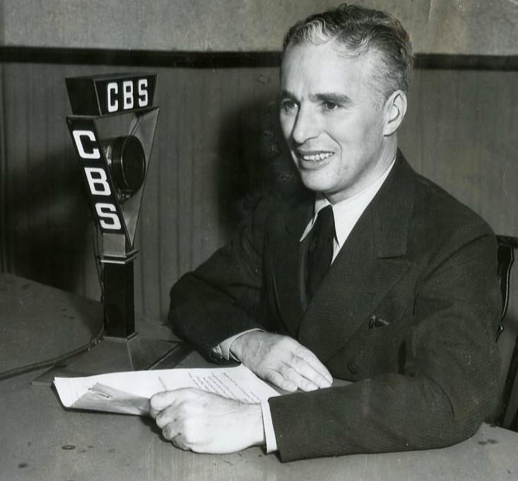 Chaplin cbs 1933