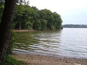 Chard, Somerset - Chard reservoir
