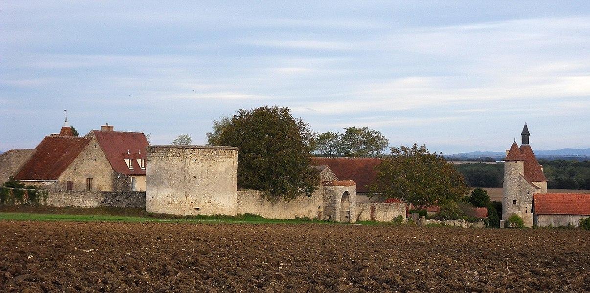 Château d'Artangues (Inscrit)