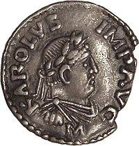 Karel de Grote denier Mayence 812814.jpg