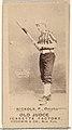 "Charles Augustus ""Kid"" Nichols, Pitcher, Omaha Omahogs- Lambs, from the Old Judge series (N172) for Old Judge Cigarettes MET DP846334.jpg"