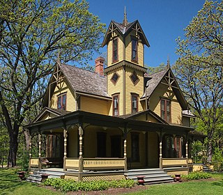 Charles H. Burwell House United States historic place
